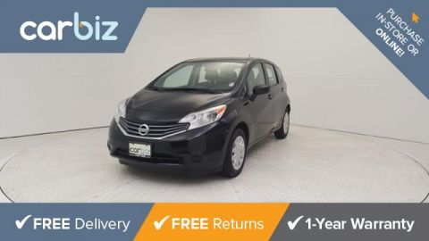 2015 Nissan Versa Note S Plus