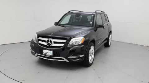 2013 Mercedes-Benz GLK 250 GLK 250 BlueTEC