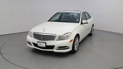 2012 Mercedes-Benz C-Class C 300 Luxury